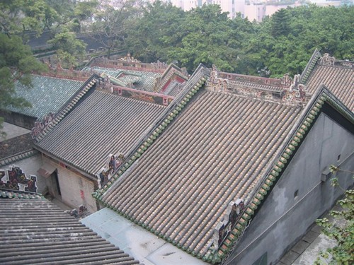 Chinese Traditional Roofing