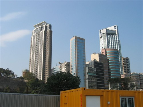 Kowloon Skyscrapers
